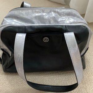 Lulu Lemon gym bag
